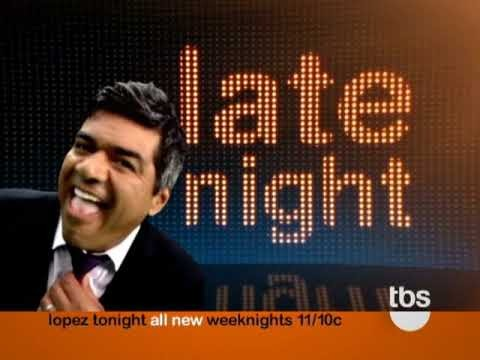 Study Shows 'Lopez Tonight' Popular With Certain Creepy Demographics