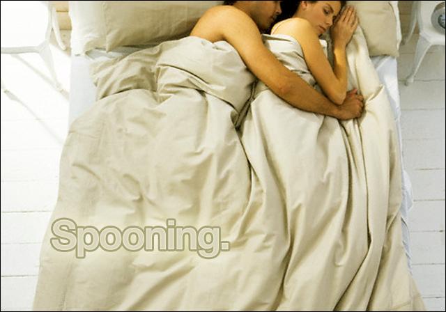 spooning