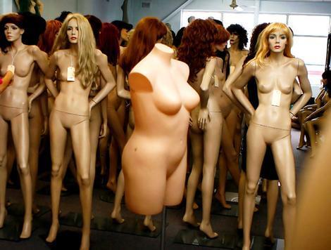 fatandskinnymannequins